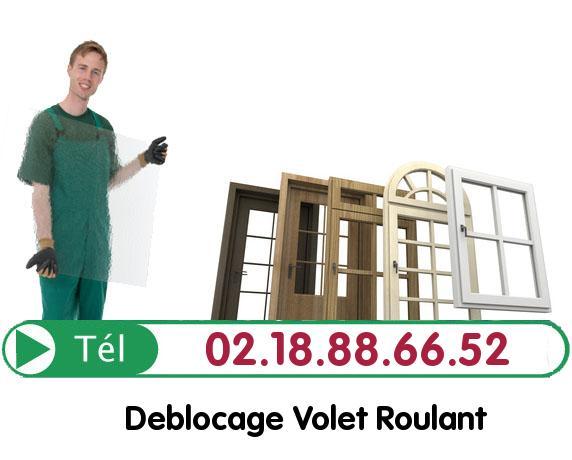 Deblocage Rideau Metallique Chaudon 28210